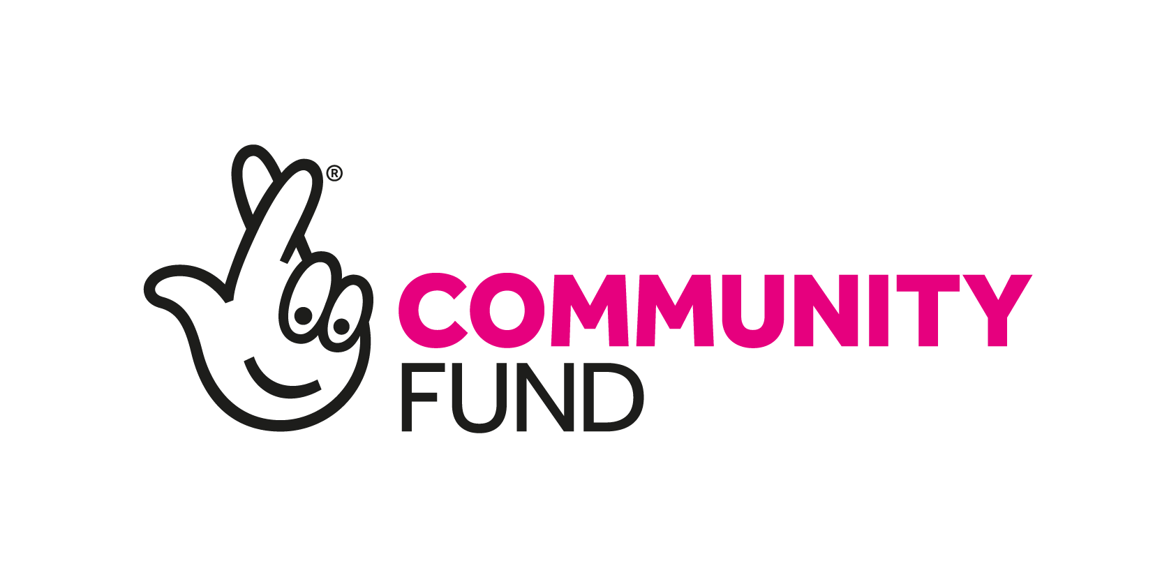 National Lottery Community Fund logo.