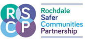 Rochdale Safer Communities Partnership logo