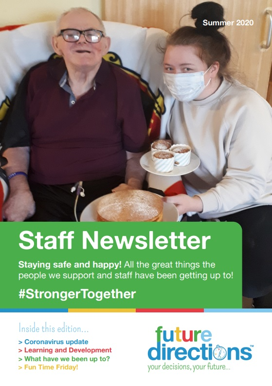 Staff Newsletter - Summer 2020