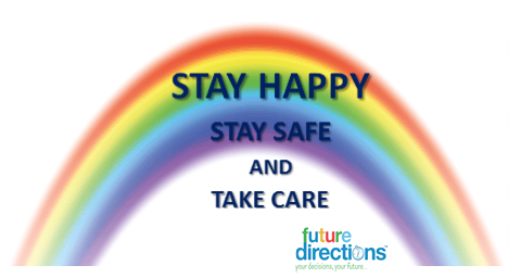 Stay Happy, Stay Safe and Take Care: Paula's Celebration Day Message