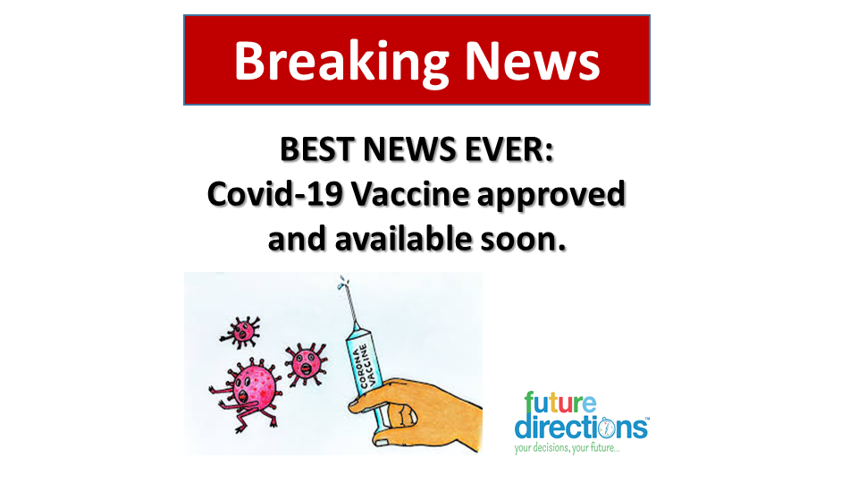 Breaking News: Best News Ever! (Paula's Message, 02 December 2020)