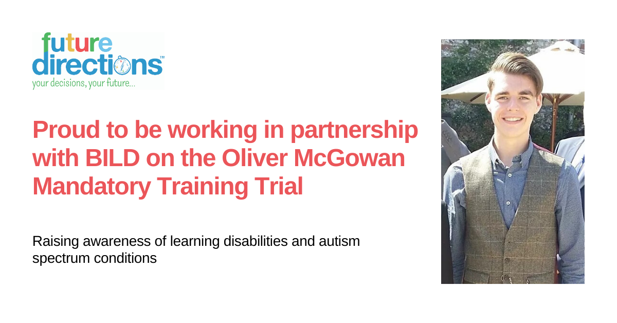 Future Directions Wins Learning Disability and Autism Awareness Training Contract